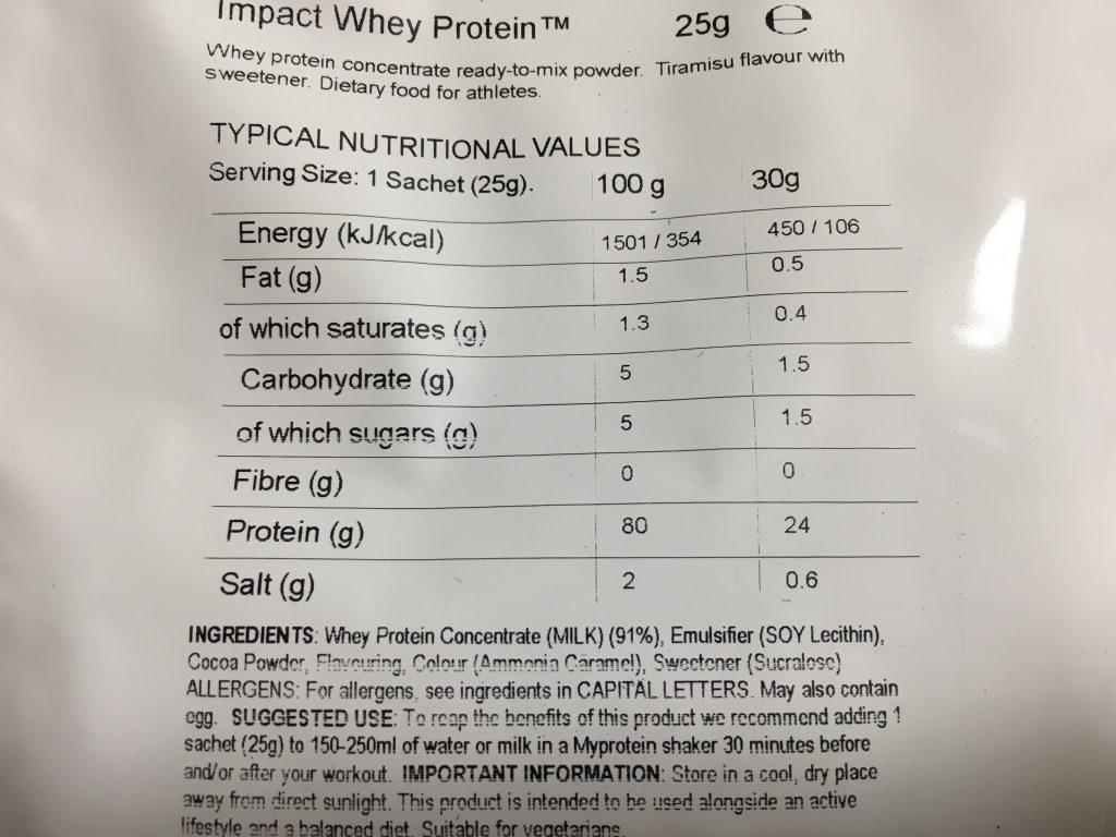 プロテイン タンパク質 マイ