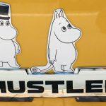 ハスラー用のステッカーを作りたい!安価な自作ステッカーに挑戦